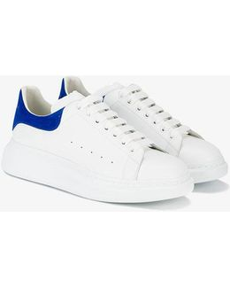 Extended Sole Low-top Trainers