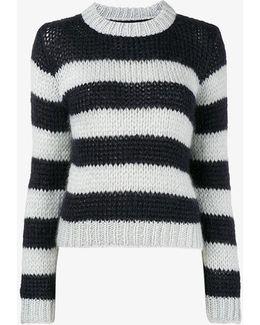 Faucher Stripe Knitted Jumper