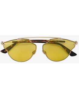So Real Pop Tinted Sunglasses