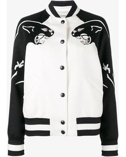 Panther Bomber Jacket
