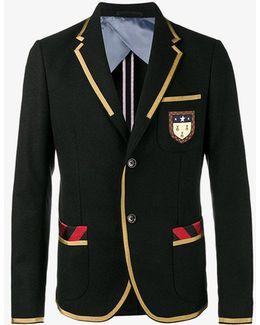 Cambridge Embroidered Jacket