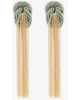 Incontro Tassel Drop Earrings