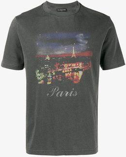 Paris Printed T-shirt