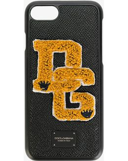 Iphone 7 Logo Patch Case