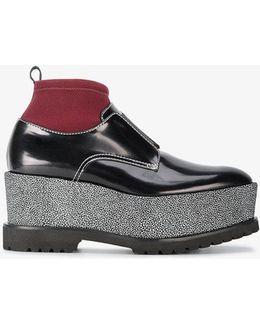 Ursa Wedge Boots