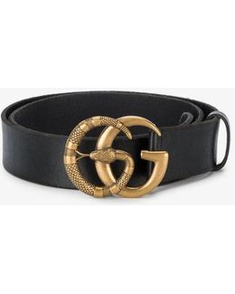 Double G Snake Buckle Belt