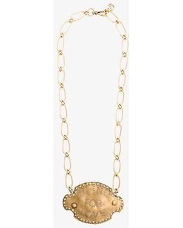 Blind For Love Chain Necklace