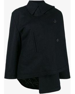 Pulled Caban Pea Coat