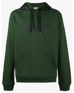 Double Hooded Sweatshirt
