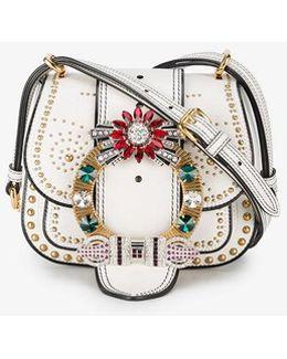 Small Dalia Stud Embellished Bag
