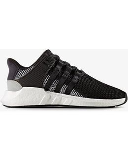 Black And White Eqt Support Sneakers