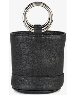 Ring Detail Mini Tote Bag