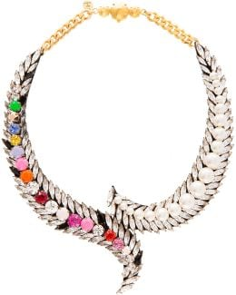 Piuma Coloured Necklace
