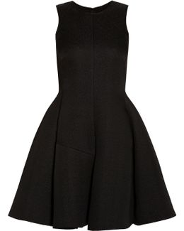Textured Mini Dress
