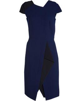 Browdie Double Wool Crepe Dress