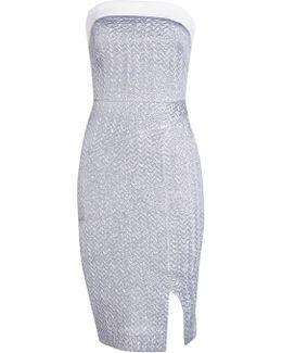Ambrose Bustier Cocktail Dress
