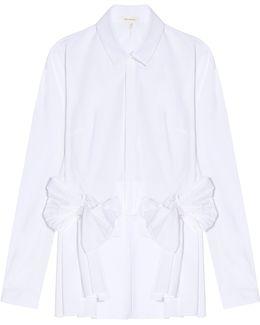 Long Sleeve Bow Shirt