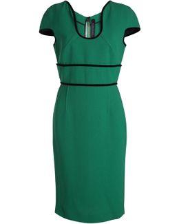 Marett Deep Round Neck Dress