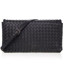 Intrecciato Clutch Bag