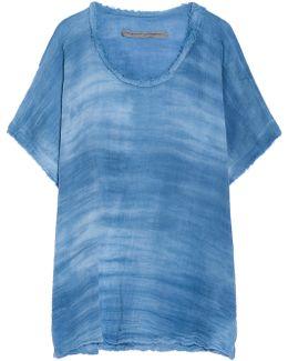 Boxy Tie Dye T-shirt