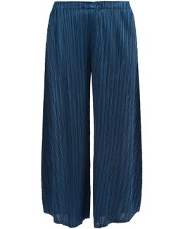 Sara Sara Cropped Wide Leg Pants