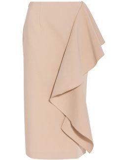 Maudi Draped Skirt