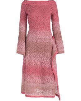 Lace Knit Dress