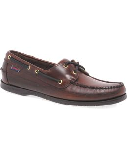 Schooner Mens Boat Shoes