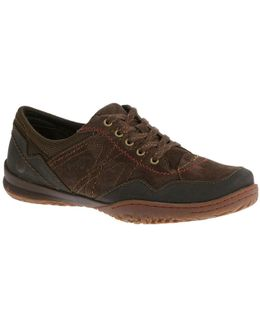 Albany Lace Womens Casual Sports Shoes