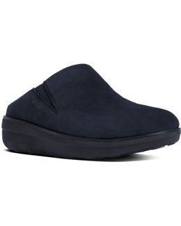 Loaff Suede Womens Cloggs