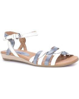 Alana Womens Flat Sandals
