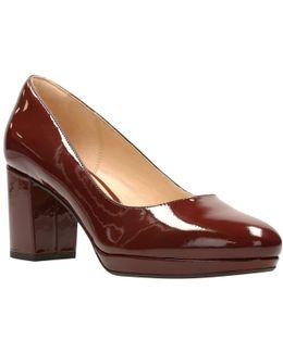 Kelda Hope Womens Wide Court Shoes