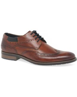Hale Mens Formal Lace Up Shoes