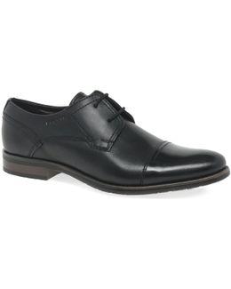 Hayden Mens Formal Lace Up Derby Shoes