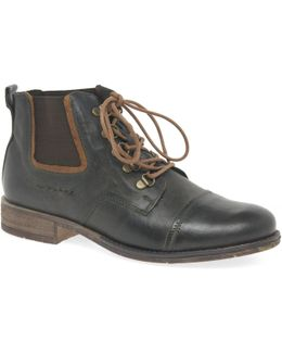 Sienna 09 Womens Casual Lace Up Boots