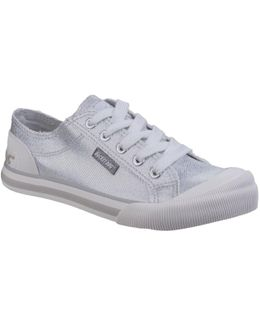 Jazzin Womens Casual Canvas Shoes