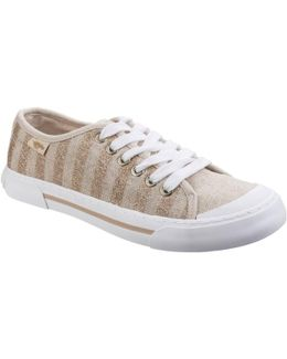 Jumpin Womens Casual Canvas Shoes
