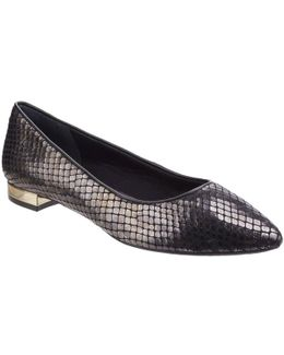 Total Motion Adelyn Ballet Womens Flat Shoes