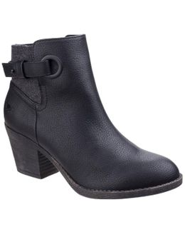 Sacoma Womens Casual Ankle Boots