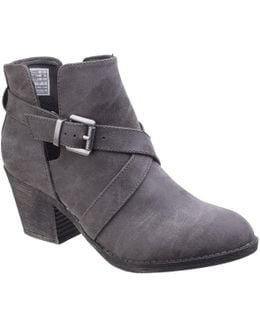 Sasha Womens Casual Ankle Boots