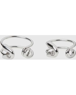 Safety Pin Rings