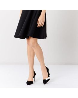 Rylee Bow Court Shoe