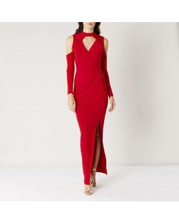 Ellie Jane Jersey Maxi Dress