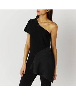 Victoria One Shoulder Top