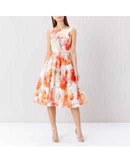 Anouska Cotton Midi Dress