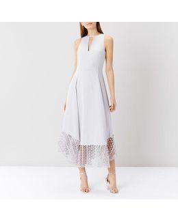 Rachel Rose Lace Trim Dress Me
