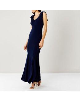 Ray Jersey Bridesmaid Dress