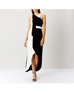 Marianna Soft High Low Dress