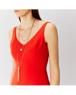 Elise Multi Layer Necklace