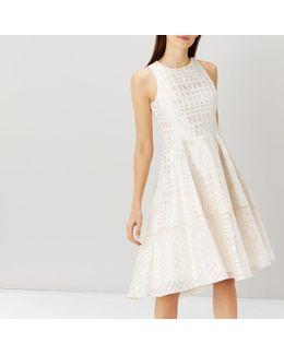 Palma Midi Geo Dress
